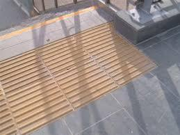 Hazard Warning Corduroy Buff Paving 400 x 400 x 50mm