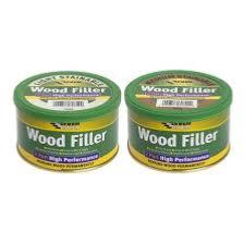 Everbuild 2 Part High Performance Wood Filler 500 gram