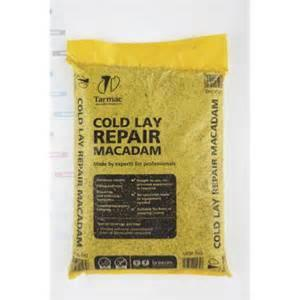 Cold Lay Macadam Instant Lay Tarmac 6mm 25kg