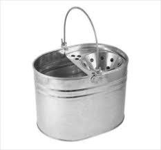 Mop Bucket - Steel