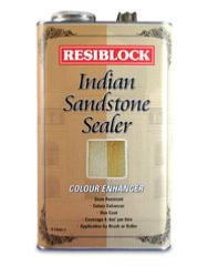 Resiblock Indian Sandstone Sealer - Colour Enhancer 5 ltr