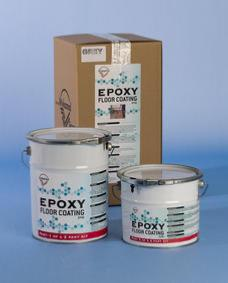 Wykamol Epoxy Floor Coating 5 litres - Grey