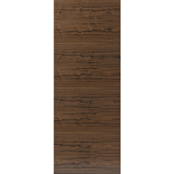 Walnut Flush Prefinished Fernor Door