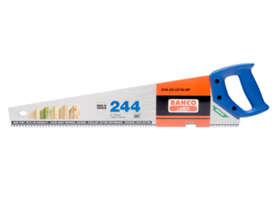 Bahco 244 Hardpoint Saw - 22""