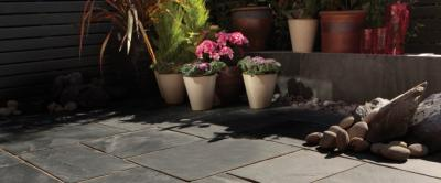 Bradstone Natural Slate Paving Patio Packs 10.2m2 per pack