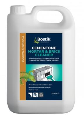 Cementone Mortar & Brick Cleaner 5L