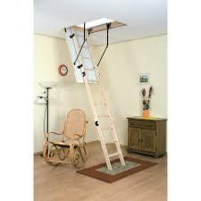 Drabest Wooden Loft Ladder Kit