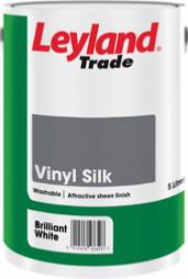 Leyland Trade Vinyl Silk Emulsion 5 Litre