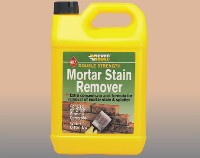 Everbuild Mortar Stain Remover 5ltr