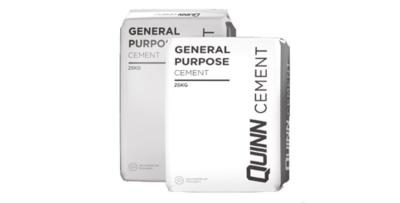 Quinn General Purpose Cement CEM2 25kg