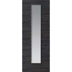Grigio Grey Painted Glazed Door