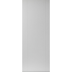 Novello White FD30 Fire Door