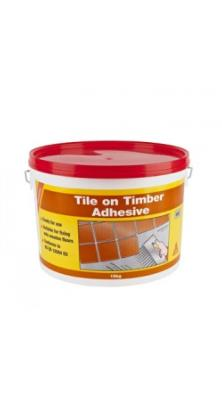SikaCeram Tile on Timber Adhesive 15kg