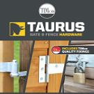 Taurus Gate and Fence Hardware