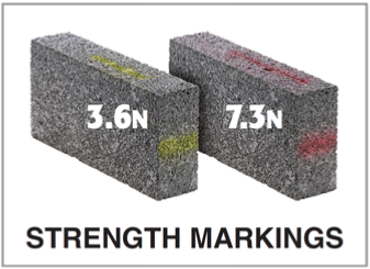 Fibolite Lightweight Blocks 100MM