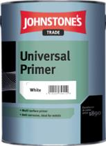Johnstone's Trade Universal Primer 1 Litre - Red Oxide