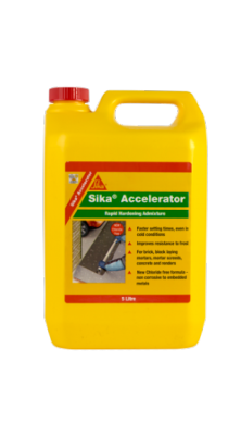 Sika Accelerator 5 Litre