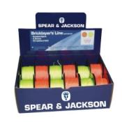 Spear and Jackson Bricklayers' Line 50mtr roll