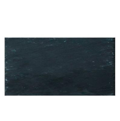"Black Natural Roofing Slates 20"" x 10"" - Spanish La Roca"