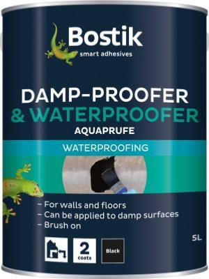 Bostik Damp-Proofer & Waterproofer Aquaprufe