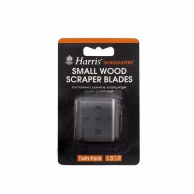 Harris Taskmasters 1 5 Quot Small Wood Scraper Blades Twin Pack