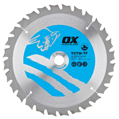 Ox Wood Cutting Thin Kerf Circular Saw Blades