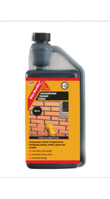 Sika MaxMix Cement Colour 1 Litre