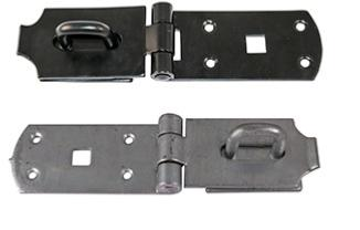 Taurus Heavy Secure Bolt On Hasp and Staple
